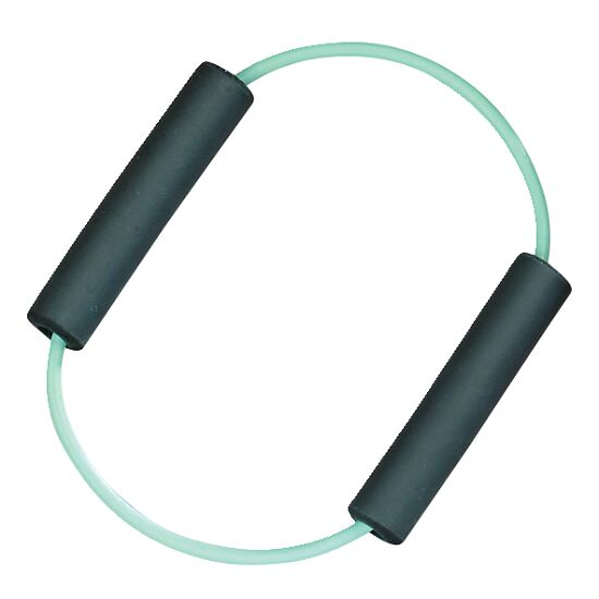 Set of 10 Sport-Thieme® Fitness Tube Rings Green = low