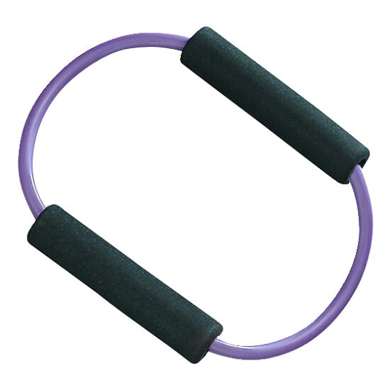 Set of 10 Sport-Thieme® Fitness Tube Rings Purple = high