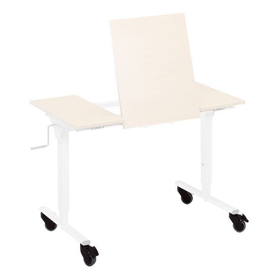 Set of Wheels for Nitzbon® Ergonomic Tables