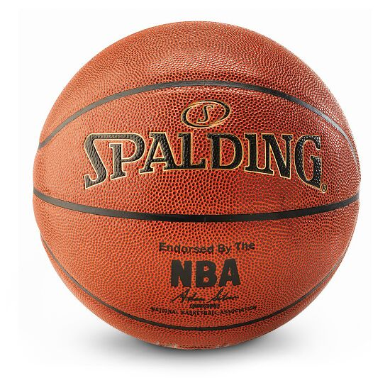 super popular fd82d 3fecf Spalding®  quot NBA Gold quot  Basketball ...