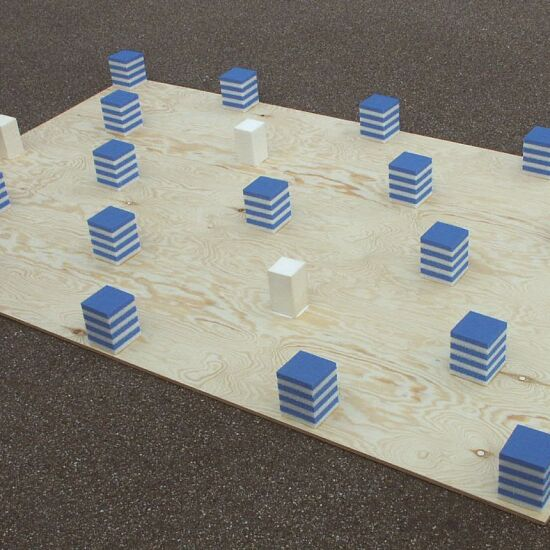 Spieth Tumbling Track 9-part assembly kit = 10.98 m