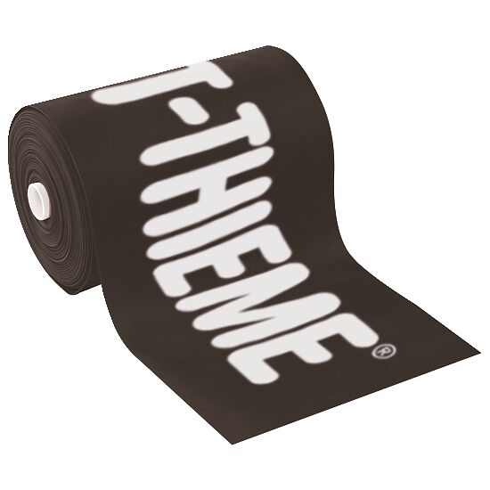 "Sport-Thieme ""150"" Therapy Band 2 m x 15 cm, Black = ultra-high"