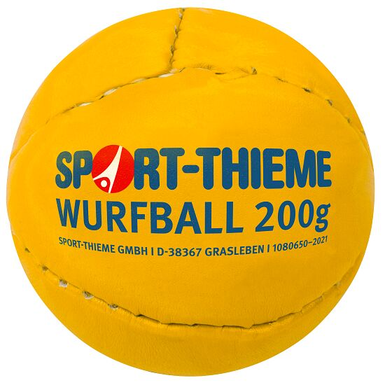 Sport-Thieme 200-g Competition Throwing Ball