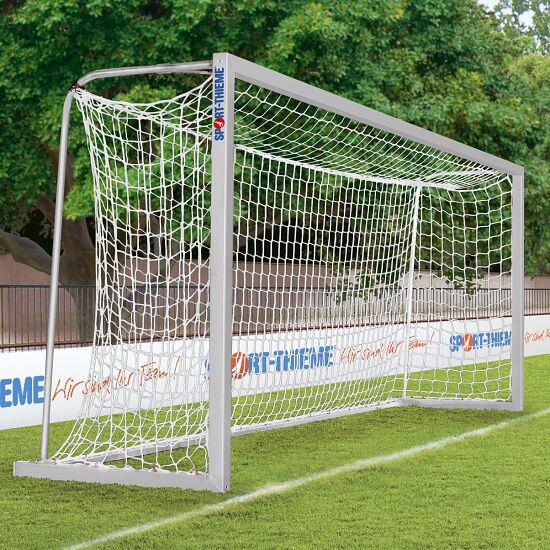 Sport-Thieme 5x2m, Square Tubing, Portable Youth Football Goal Bolted corner joints