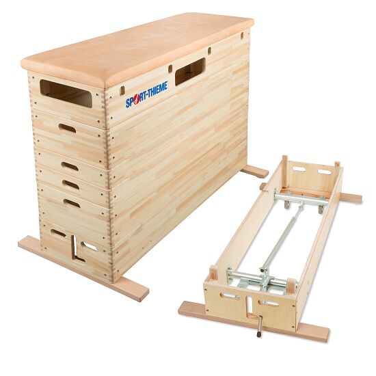 """Sport-Thieme® 6-Part """"Original"""" Vaulting Box With safety transporting device"""