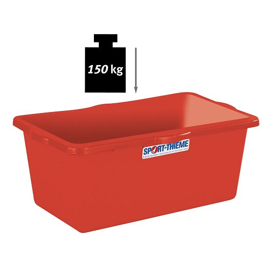 Sport-Thieme 90-Litre Storage Box Red