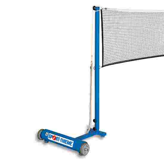 Sport-Thieme Badminton Posts with Additional Weights Belt tensioning system