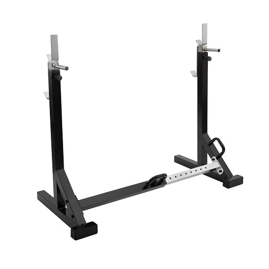 Sport-Thieme Barbell Stand and Squat Rack, Adjustable