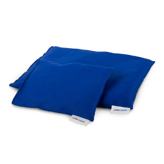 Sport-Thieme® Beanbags 500 g, approx. 20x15 cm, Blue