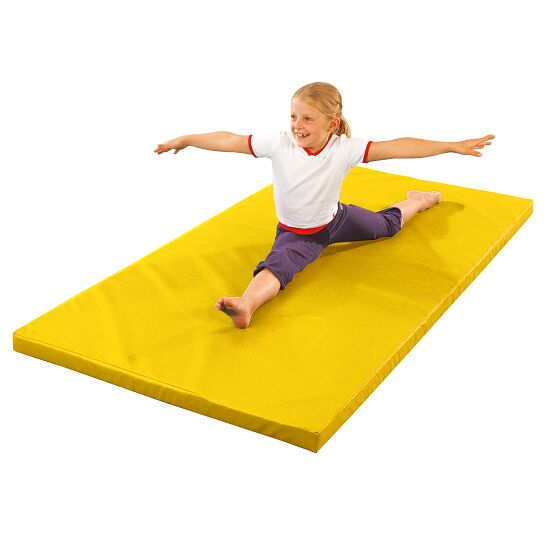 "Sport-Thieme® ""Classic S"" Children's Gymnastics Mat Yellow"