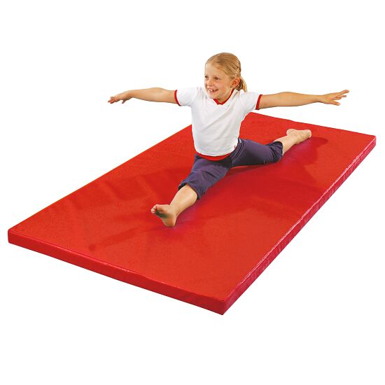 "Sport-Thieme® ""Classic S"" Children's Gymnastics Mat Red"