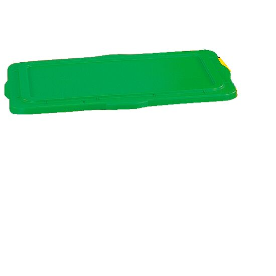 Sport-Thieme® Clip-On Lid for Storage Box Green