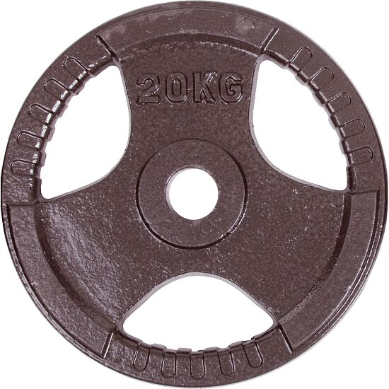 Sport-Thieme® Competition Cast Iron Weight Disc 20 kg