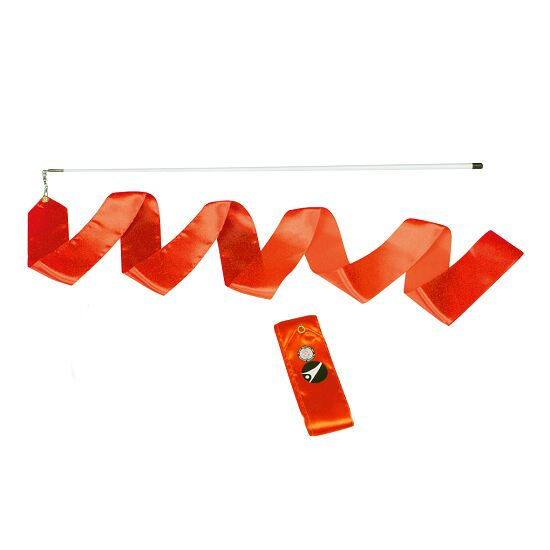 Sport-Thieme® Competition Gymnastics Ribbon Orange
