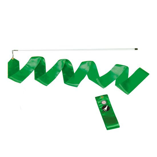 Sport-Thieme® Competition Gymnastics Ribbon Green