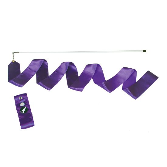Sport-Thieme® Competition Gymnastics Ribbon Purple