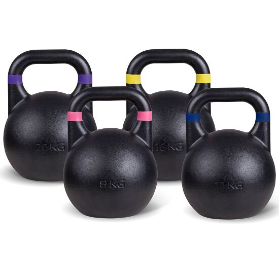 """Sport-Thieme® """"Competition"""" Kettlebell Set Low"""