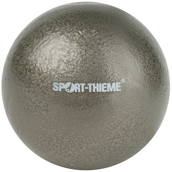 Sport-Thieme® Competition Shot Put, Calibrated 4 kg, black, ø 102 mm