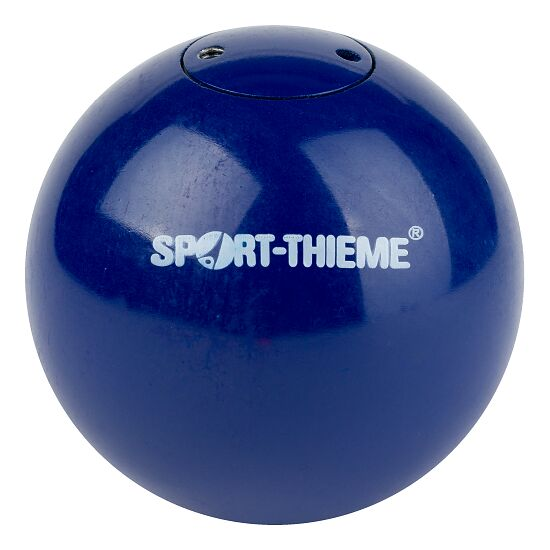 Sport-Thieme® Competition Shot Put, Calibrated 2 kg, blue, ø 80 mm