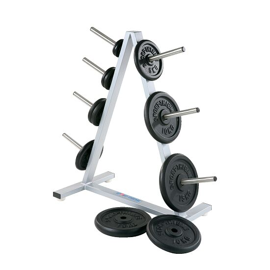Sport-Thieme® Disc Storage Rack 30 mm, 7 bars