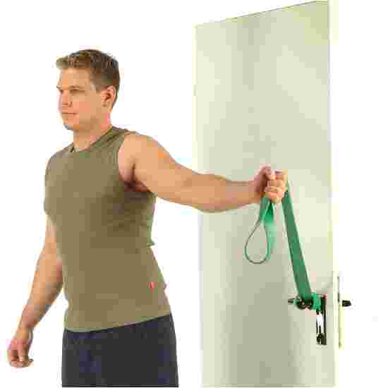 Sport-Thieme Exercise Band Green, extra-high