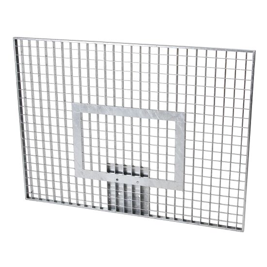 "Sport-Thieme® ""Fair Play Duo"" Basketball Unit ""Outdoor"" hoop, Backboard: mesh"