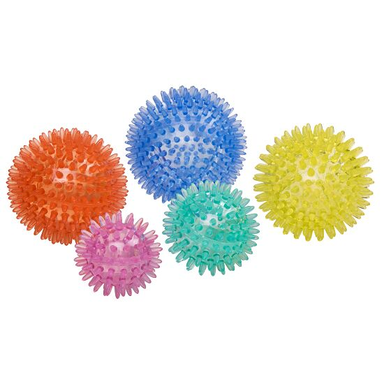 Sport-Thieme® Firm Massage Ball Pink, ø 6 cm