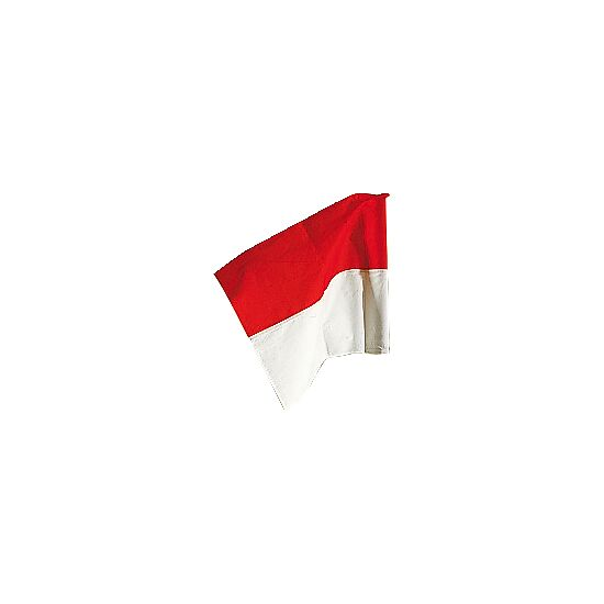 Sport-Thieme® Flag for Boundary Poles, ø 50 mm Red/white