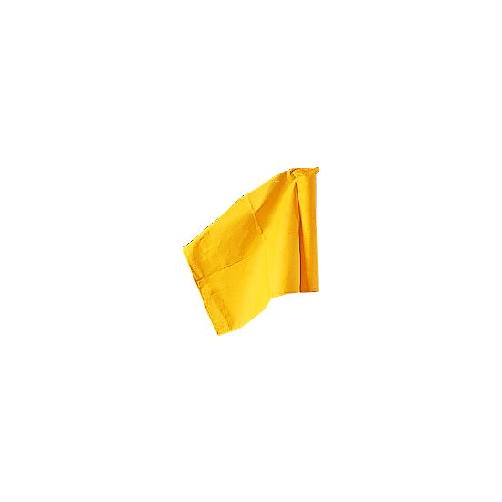 Sport-Thieme® Flag for Boundary Poles up to ø 30 mm Neon yellow