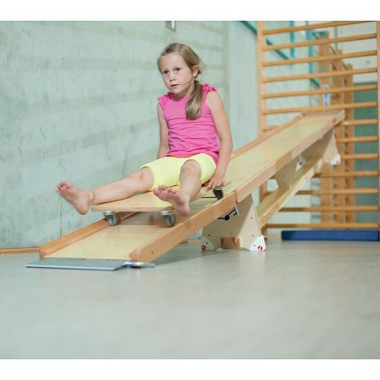 Sport-Thieme® Flizzer Roller Board Track  For the 3-m gymnastics bench