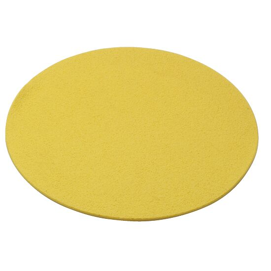 Sport-Thieme® Floor Markers Disc, ø 23 cm, Yellow