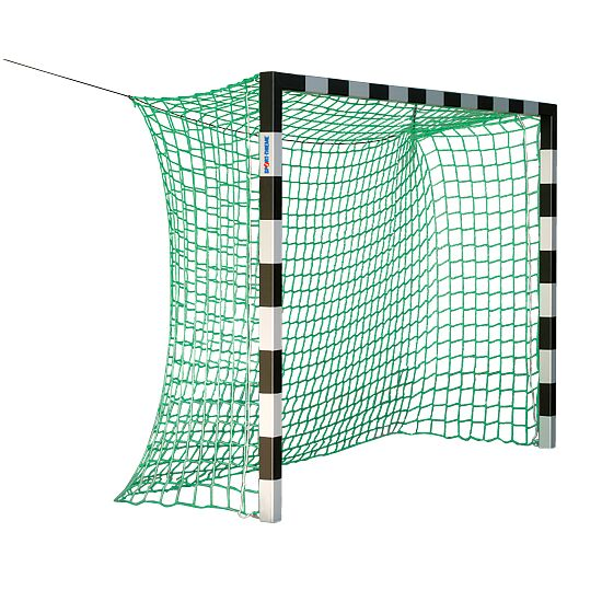 Sport-Thieme® Handball Goal 3x2 m, without net brackets Red/silver