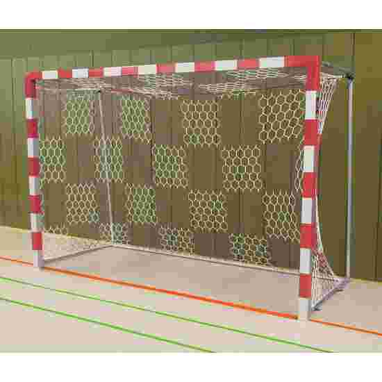 Sport-Thieme Handball Goal Welded corner joints, Red/silver