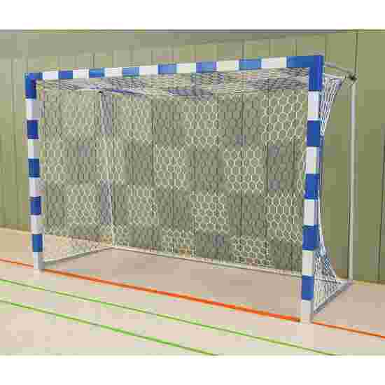 Sport-Thieme Handball Goal Welded corner joints, Blue/silver