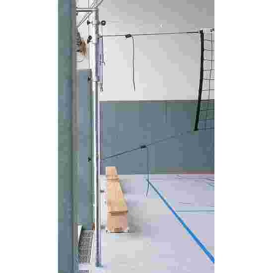Sport-Thieme Hook-In Volleyball Posts With tensioning device