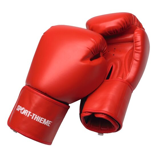 """Sport-Thieme """"Knock Out"""" Boxing Gloves 10 oz, Red"""