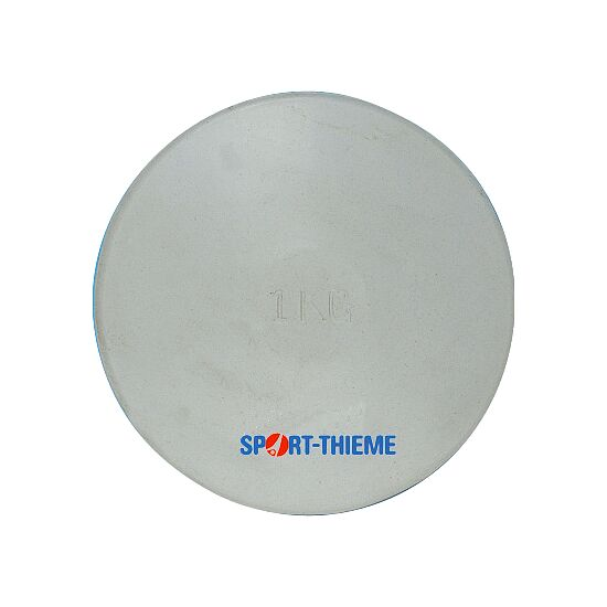 Sport-Thieme Made of Rubber Training Discus 1 kg