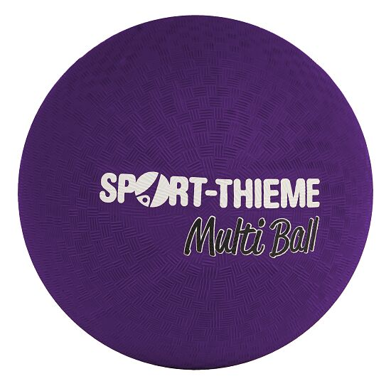 "Sport-Thieme ""Multi"" Ball Purple, ø 21 cm, 400 g"