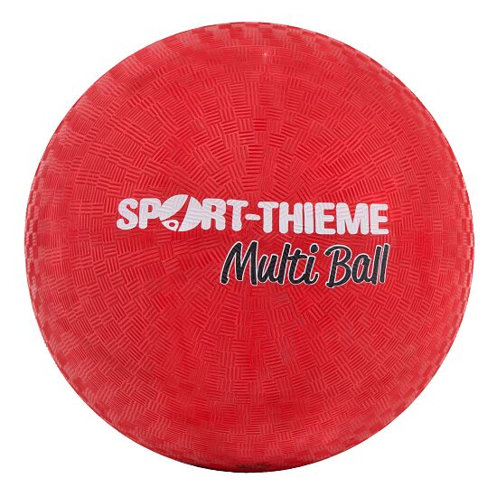 "Sport-Thieme ""Multi"" Ball Red, ø 21 cm, 400 g"