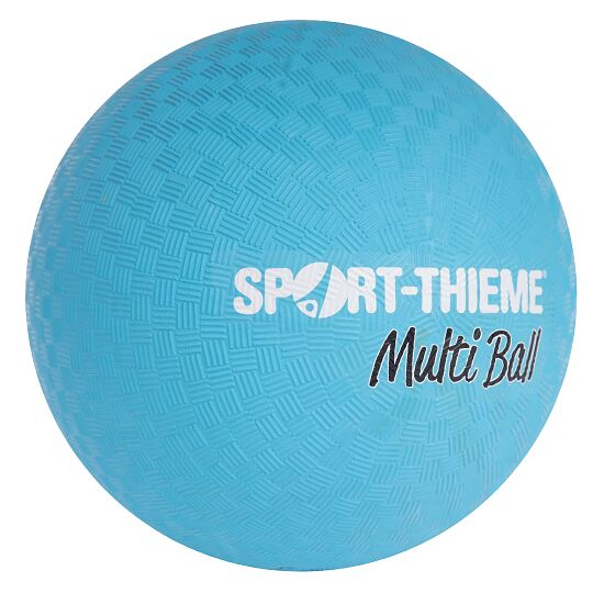 "Sport-Thieme ""Multi"" Ball Light blue, ø 18 cm, 310 g"
