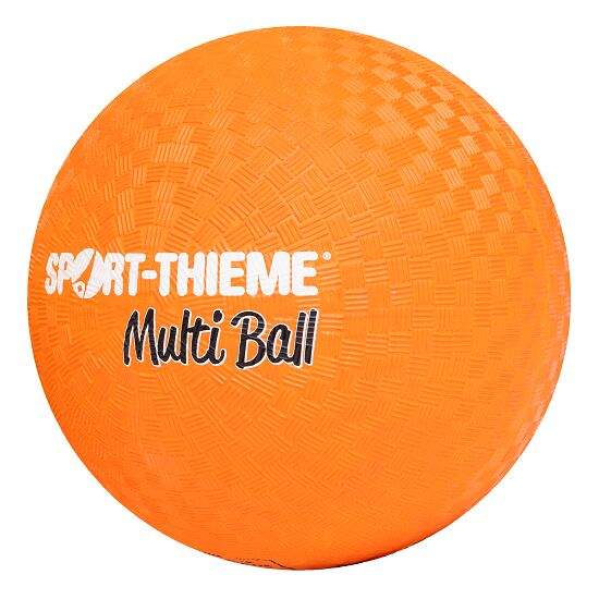 "Sport-Thieme ""Multi"" Ball Orange, ø 18 cm, 310 g"