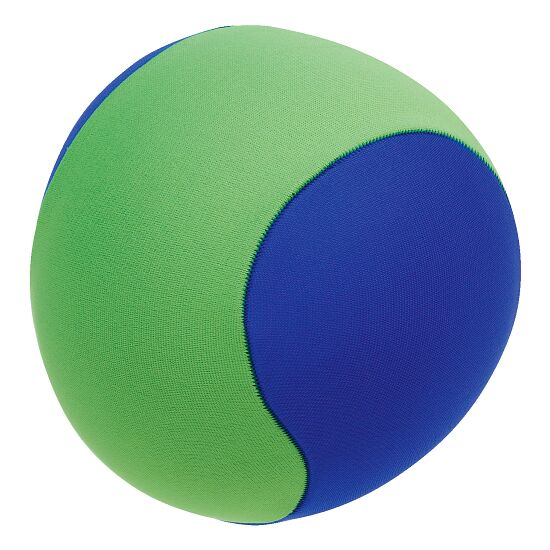 Sport-Thieme® Neoprene Balloon Cover ø 18 cm, blue/green