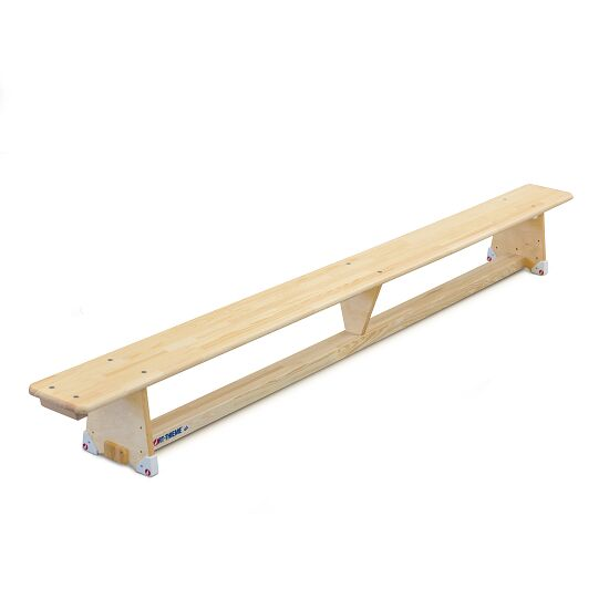 "Sport-Thieme® ""Original"" Gymnastics Bench 3.5 m, DIN 7909, Without castors"
