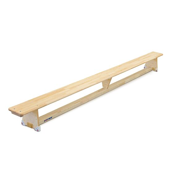 "Sport-Thieme® ""Original"" Gymnastics Bench 4.5 m, Without castors"
