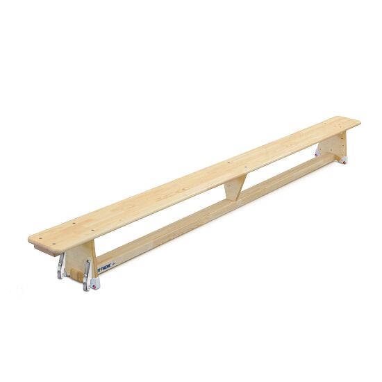 "Sport-Thieme® ""Original"" Gymnastics Bench 4 m, With castors"