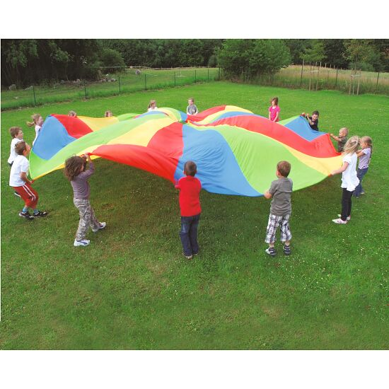 Sport-Thieme Parachute with Looped Handles ø 7 m, 16 loops