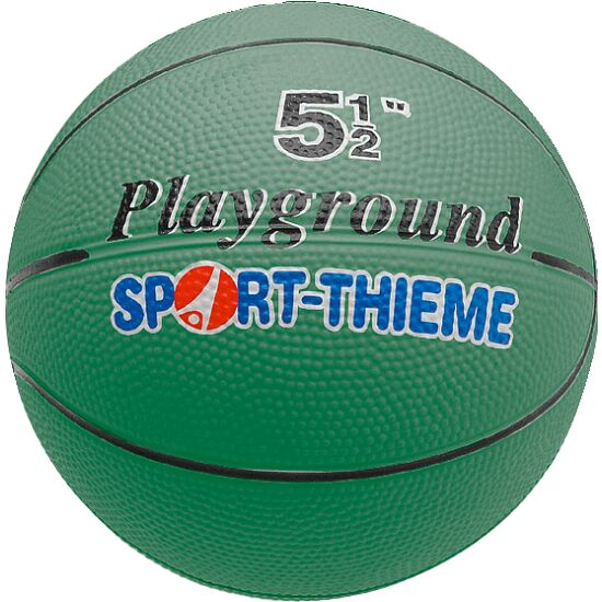 "Sport-Thieme® ""Playground"" Mini Basketball Green"