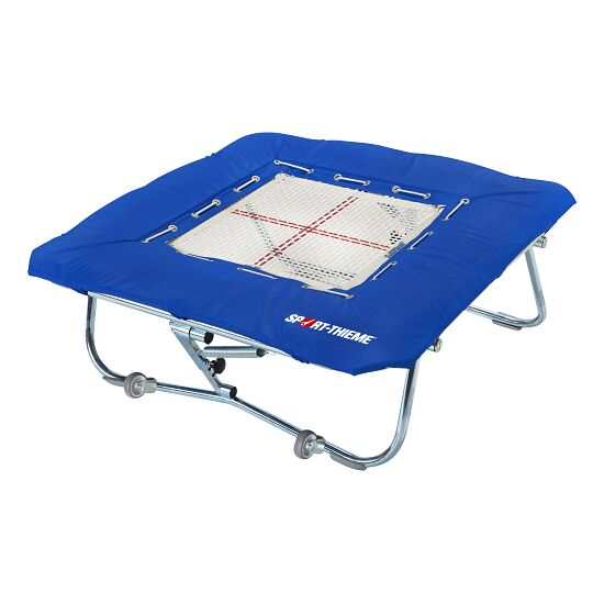 """Bellicon Jumping Fitness Trampoline Buy At Sport Thieme Co Uk: Sport-Thieme® """"Premium"""" Minitramp With 6-mm Trampoline Bed"""