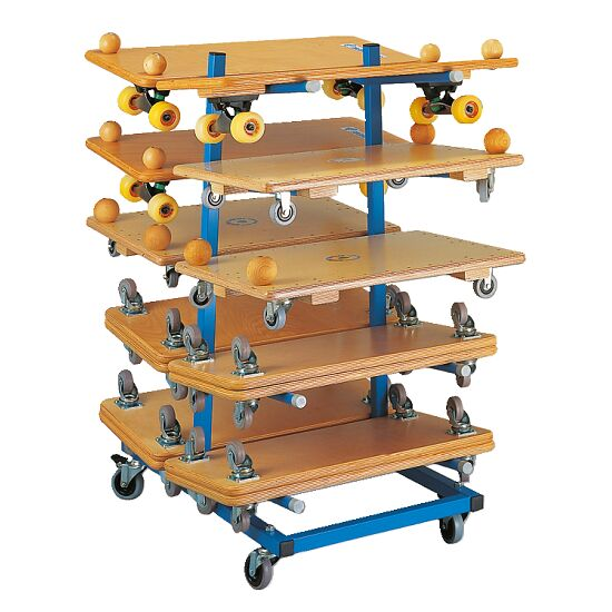 Sport-Thieme® Roller Board Storage Trolley