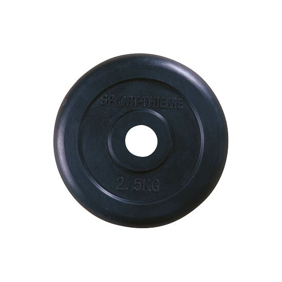 Sport-Thieme® Rubber-Coated Weight Disc 2.5 kg